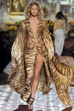 R-Cavalli fashion trends 2010